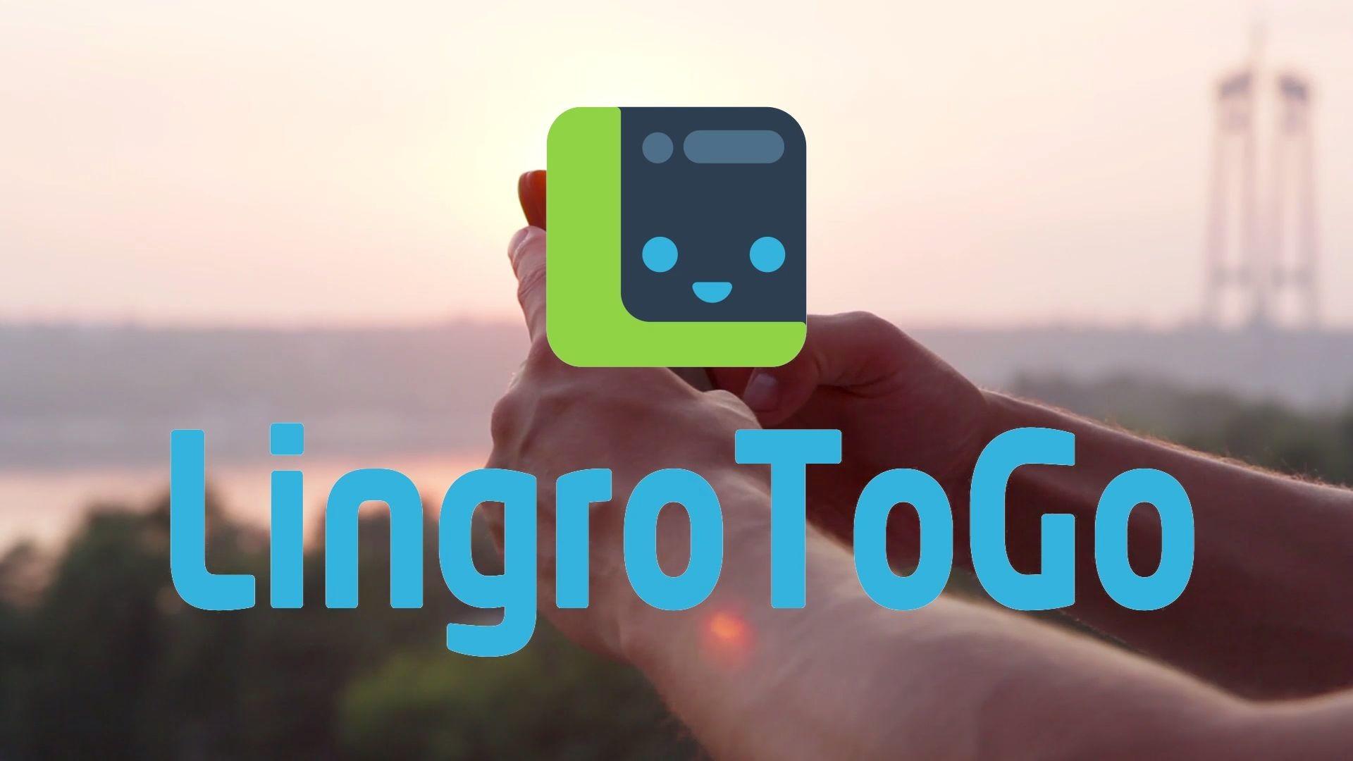 Introducing LingroToGo