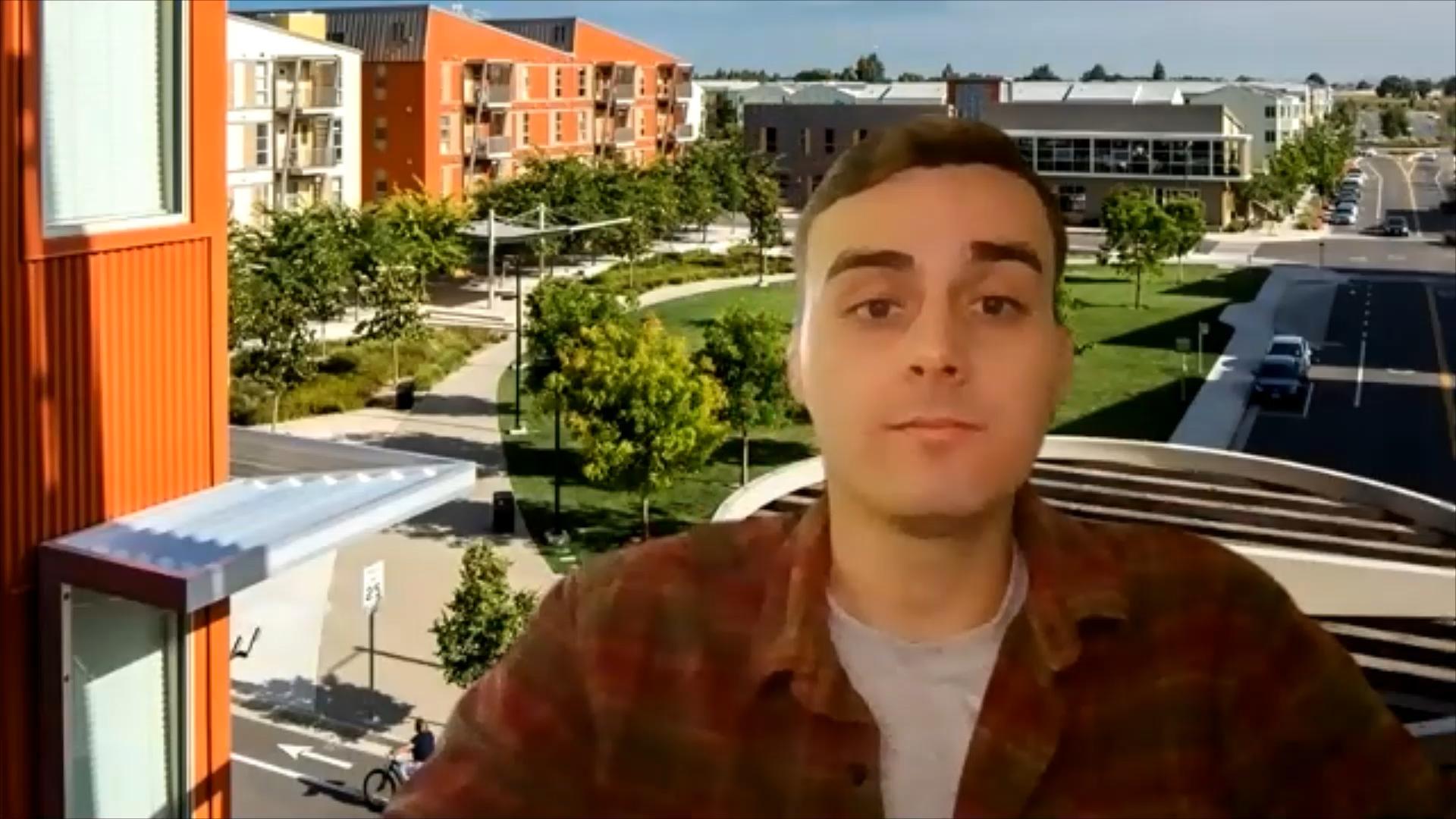 Brian, Freshman, Economics